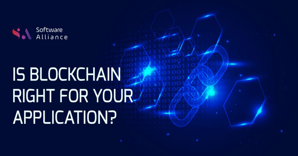 Is blockchain Development Technology right for your Application?