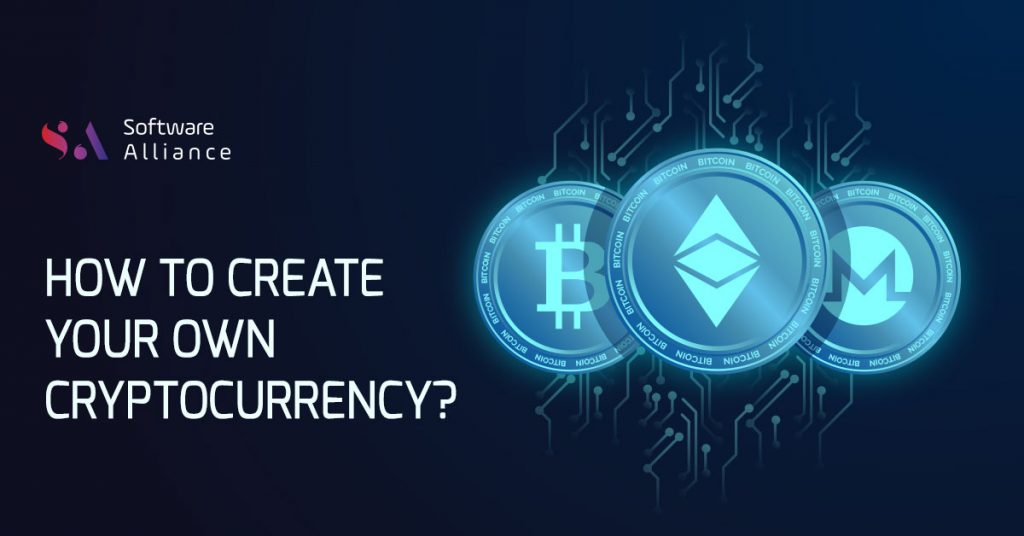 How to create your own cryptocurrency?