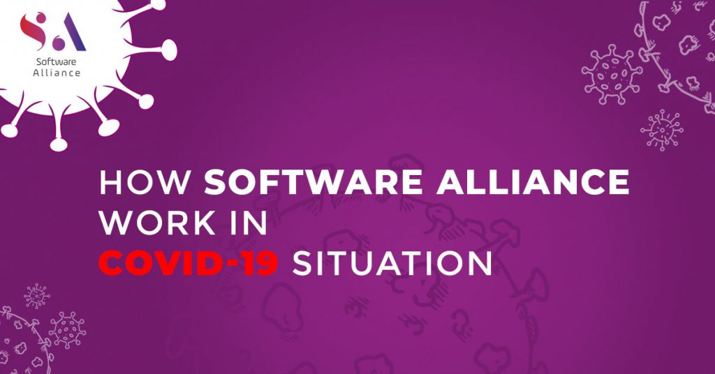 How Software Alliance Work in Covid-19 Situation